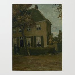 The Vicarage at Nuenen Poster