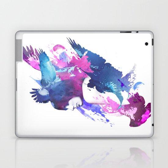 Bloody Fight Laptop & iPad Skin