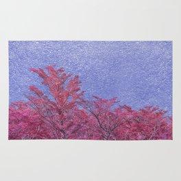 Fantasy Landscape Theme Poster Rug