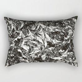 Traveling Wildwood Rectangular Pillow