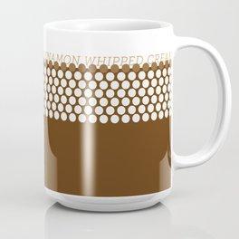 HOT CHOCOLATE WITH CINNAMON WHIPPED CREAM Mug