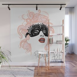 Prostitute of Art Wall Mural