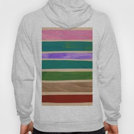 Earth and Sky in beige Hoody