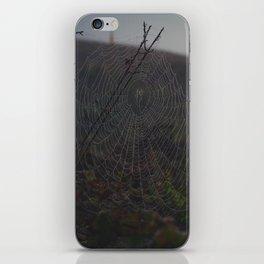 Grand Web iPhone Skin