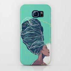 Erykah Badu Galaxy S7 Slim Case