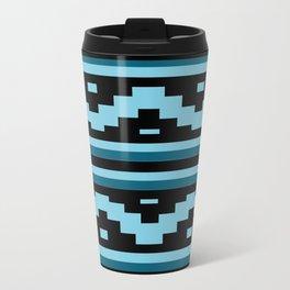 Etnico blue version Travel Mug