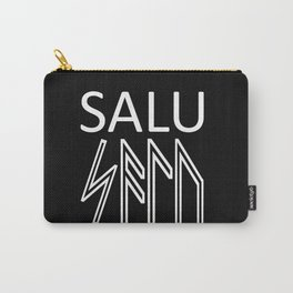 Salu - Runes Sacred Healing Word  Carry-All Pouch