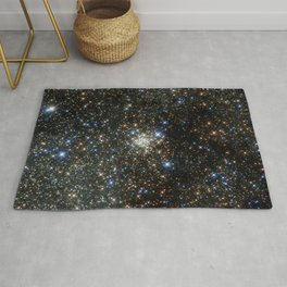 Hubble Peers into the Most Crowded Place in the Milky Way Rug