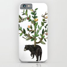 The wind is in the trees, the trees have its brances, the branches have its leaves iPhone 6s Slim Case