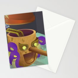 Pinoccio Story Stationery Cards