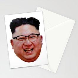 Supreme Leader Kim Jong-Un, North Korea DPRK Stationery Cards