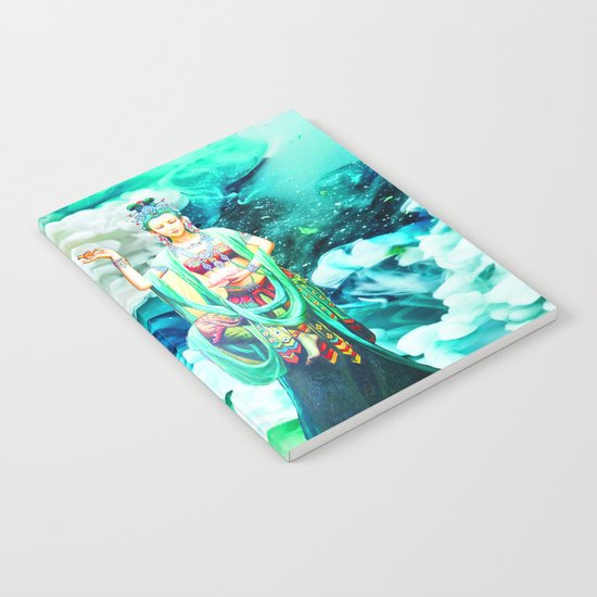 The Goddess of Mercy Notebook