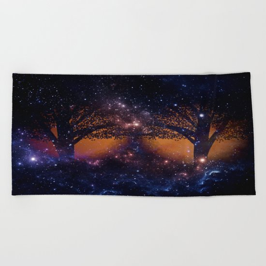 art-73 Beach Towel