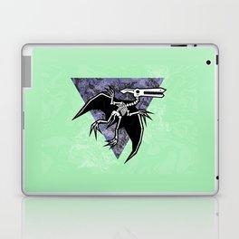 Pterodactyl Fossil Laptop & iPad Skin