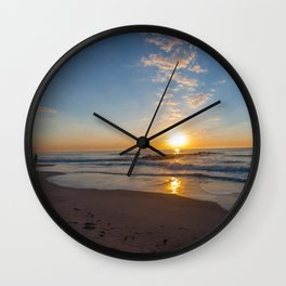 the start of the day Wall Clock