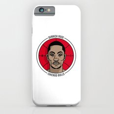 Derrick Rose Badge Illustration iPhone 6s Slim Case