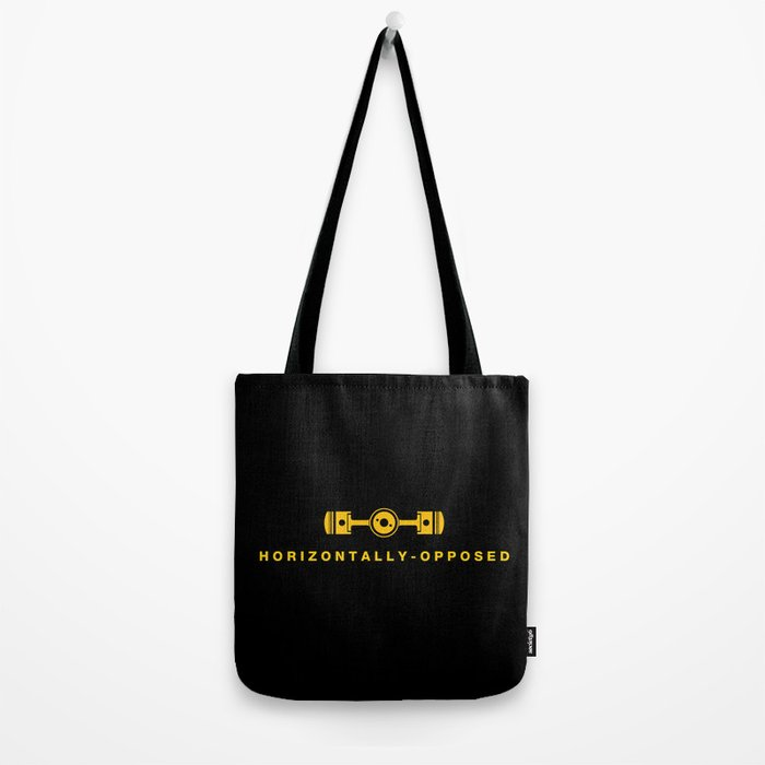 Boxer engine Tote Bag