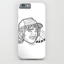 GRRRR iPhone Case