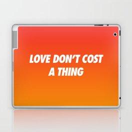 #TBT - LOVEDONTCOSTATHING Laptop & iPad Skin
