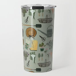 Garden Tools Travel Mug