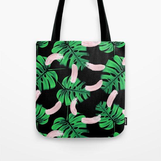 Moody Jungle Tote Bag