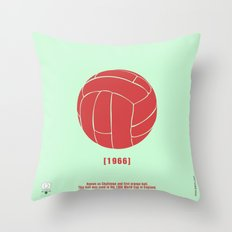 1966 Throw Pillow