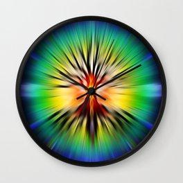 Tree Energy Wall Clock
