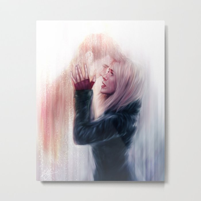 Will I Ever See You Again? Metal Print