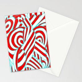 LIQUID #2 TREE Stationery Cards