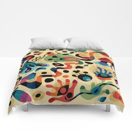 Wobbly Life Comforters