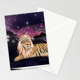 Liger Stationery Cards