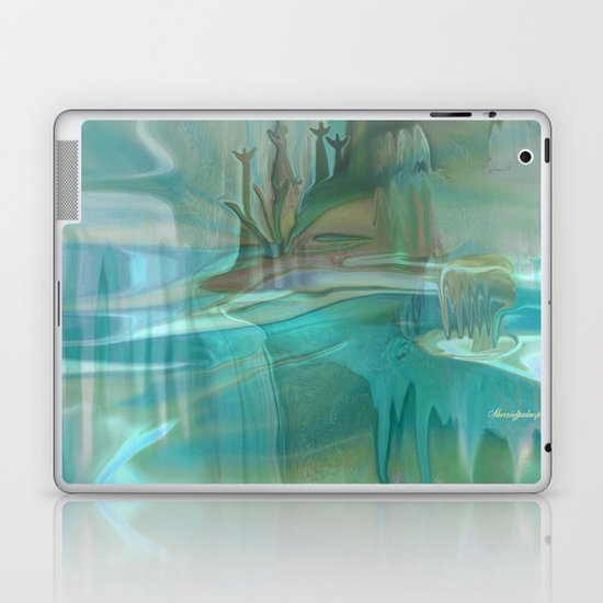 ANGELS PLAYGROUND Laptop & iPad Skin
