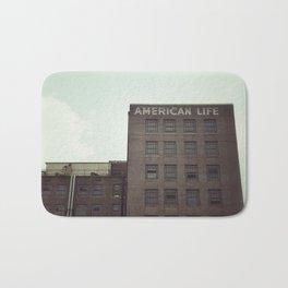 American Life Bath Mat