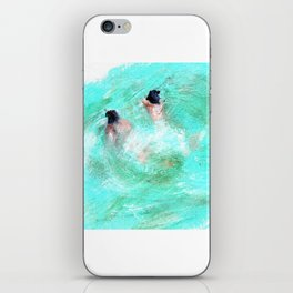 Swimmers iPhone Skin