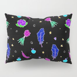 Space Produce Pillow Sham