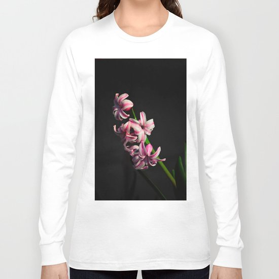 flower art Long Sleeve T-shirt