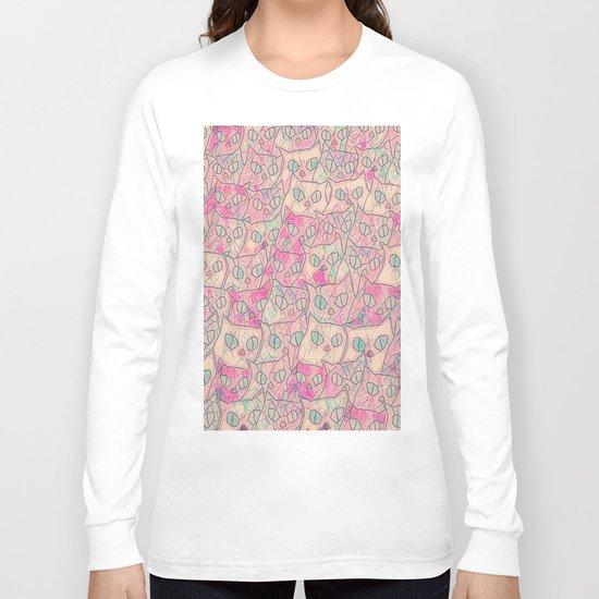 cat-235 Long Sleeve T-shirt