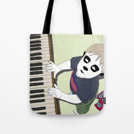 The Pet Piano Tote Bag