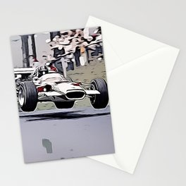 Nordschleife Formula 1 Jump Stationery Cards