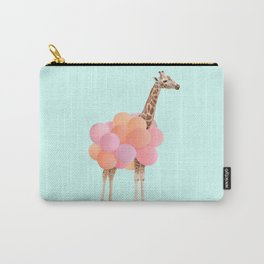 GIRAFFE PARTY Carry-All Pouch