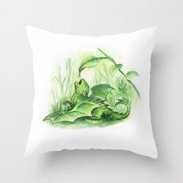 Sweet drop Throw Pillow