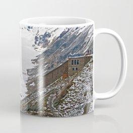 High up in the Alps Coffee Mug