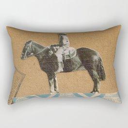 Higher Ground- Sam Rectangular Pillow