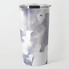 150527 Watercolour Shadows Abstract 157 Travel Mug
