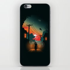 Bright Lights iPhone & iPod Skin