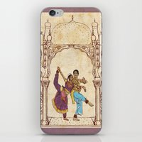 india iPhone & iPod Skins featuring India by Tina Schofield