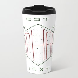 Raphael TMNT Metal Travel Mug