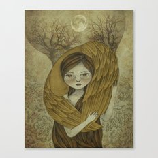 To Innocence Canvas Print