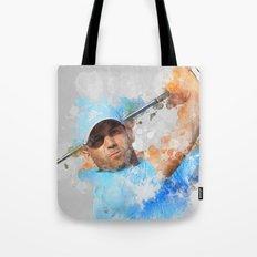 Sergio Garcia Tote Bag
