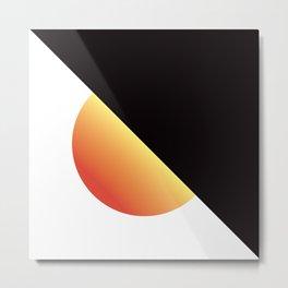 CAISSON:02 Metal Print